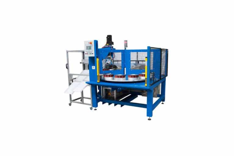 Software and commissioning of the WNM for non-contact riveting