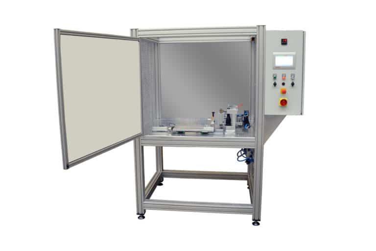 Oprogramowanie i uruchomienie maszyny do zgrzewania kontaktowego elementów z tworzyw sztucznych