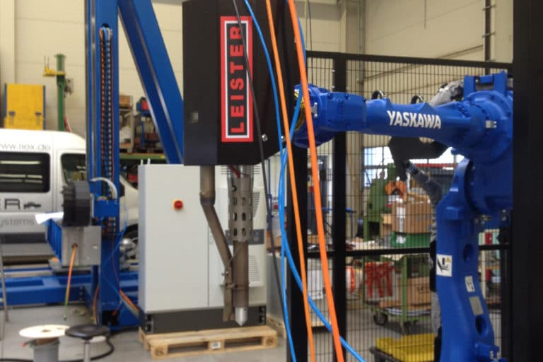 Kompleksowa automatyzacja procesu ekstrudowania