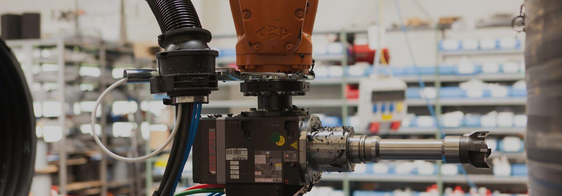 Programowanie robotów KUKA, YASKAWA